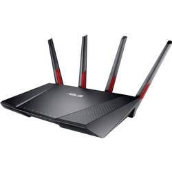 Wi-Fi router s modemom Asus DSL-AC68VG VOIP, 2.4 GHz, 5 GHz