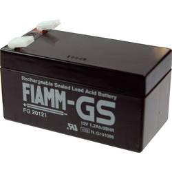 Olovený akumulátor Fiamm Pb-12-1,2-4,8 FG20121, 1.2 Ah, 12 V