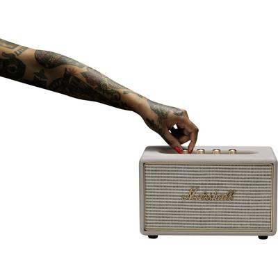 Marshall Acton Multiroom Lautsprecher Air-Play, AUX, Bluetooth®, WLAN Freisprechfunktion C Preisvergleich