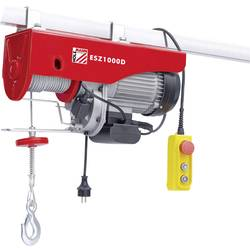 Elektrický lanový kladkostroj Holzmann Maschinen ESZ1000D_230V/, zdvih /