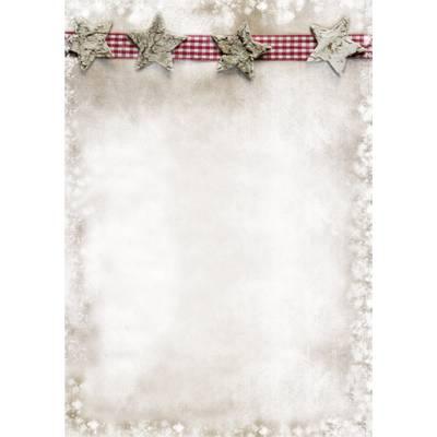 Motivpapier Weihnachten.Motivpapier Weihnachten Sigel Dp052 Winter Chalet Din A4 90 G M Mehrfarbig 25 Blatt