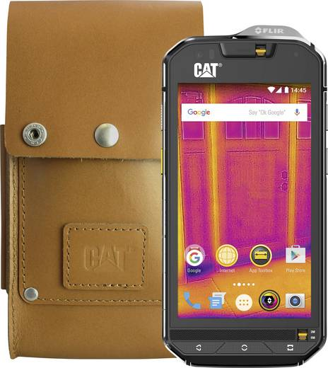cat s60 holster outdoor smartphone dual sim 32 gb 11 9. Black Bedroom Furniture Sets. Home Design Ideas