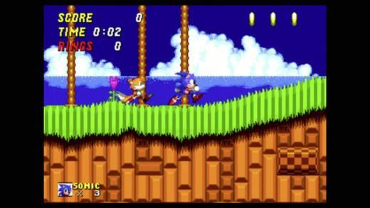 SEGA Sega Megadrive Flashback HD 30th Anniversary Edition Retro Konsole inkl. 2 Controller
