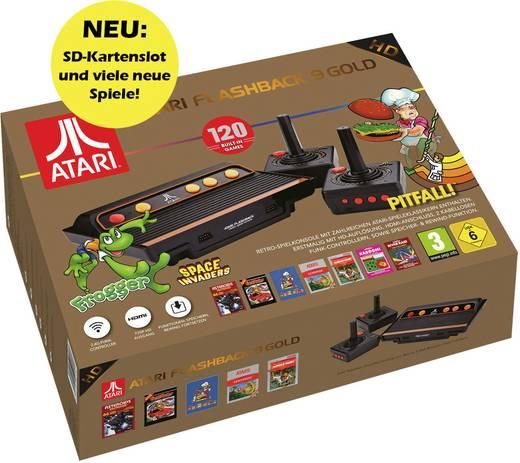 Atari Flashback 8 Gold HD - V2 Retro Konsole