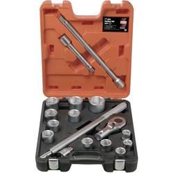 Súprava nástrčných kľúčov Bahco SLX 17, 17-dielna