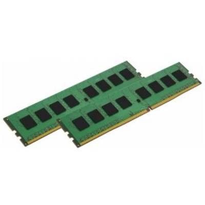 PC-Arbeitsspeicher Kit Kingston ValueRAM KVR24N17S8K2/16 16 GB 2 x 8 GB DDR4-RAM 2400 MHz  Preisvergleich
