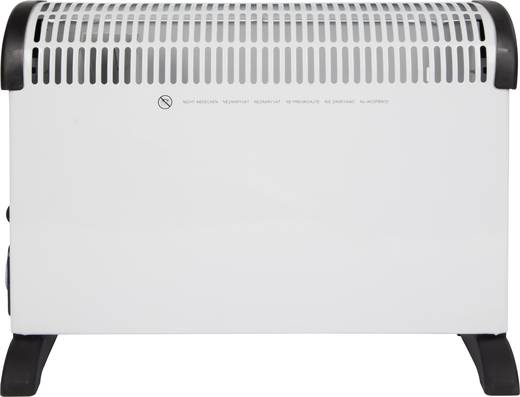 Basetech EJ1112 Konvektor 2000 W Weiß