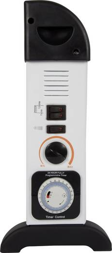 Basetech EJ1112 EJ1112 Konvektor 2000 W Weiß