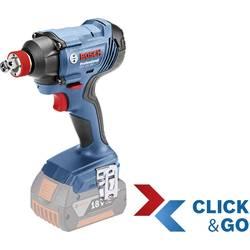 Aku rázový skrutkovač a uťahovák Bosch Professional GDX 18 V-180 solo C & G 06019G5202, 18 V, Li-Ion akumulátor