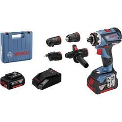 Aku vŕtací skrutkovač Bosch Professional GSR 18V-60 FC 06019G7100, 18 V, 5 Ah, Li-Ion akumulátor