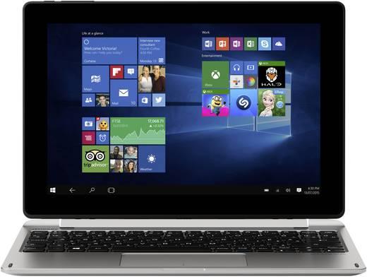 Medion AKOYA® E1239T Windows®-Tablet / 2-in-1 25.7 cm (10.1 Zoll) 64 GB Wi-Fi Silber Intel® Atom® x5 1.44 GHz Quad Core