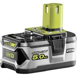 Náhradný akumulátor pre elektrické náradie, Ryobi RB18L50 One+ 5133002433, 18 V, 5.0 Ah, lítiová