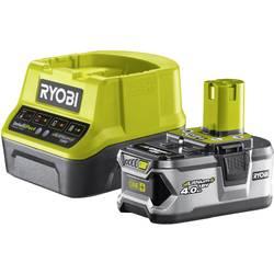 Akumulátor do náradia a nabíjačka, Ryobi RC18120-140 5133003360, 18 V, 4.0 Ah, Li-Ion akumulátor