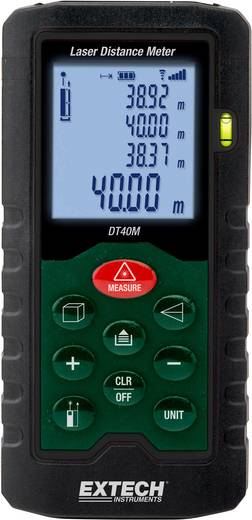Extech DT40M Laser-Entfernungsmesser Messbereich (max.) 40 m