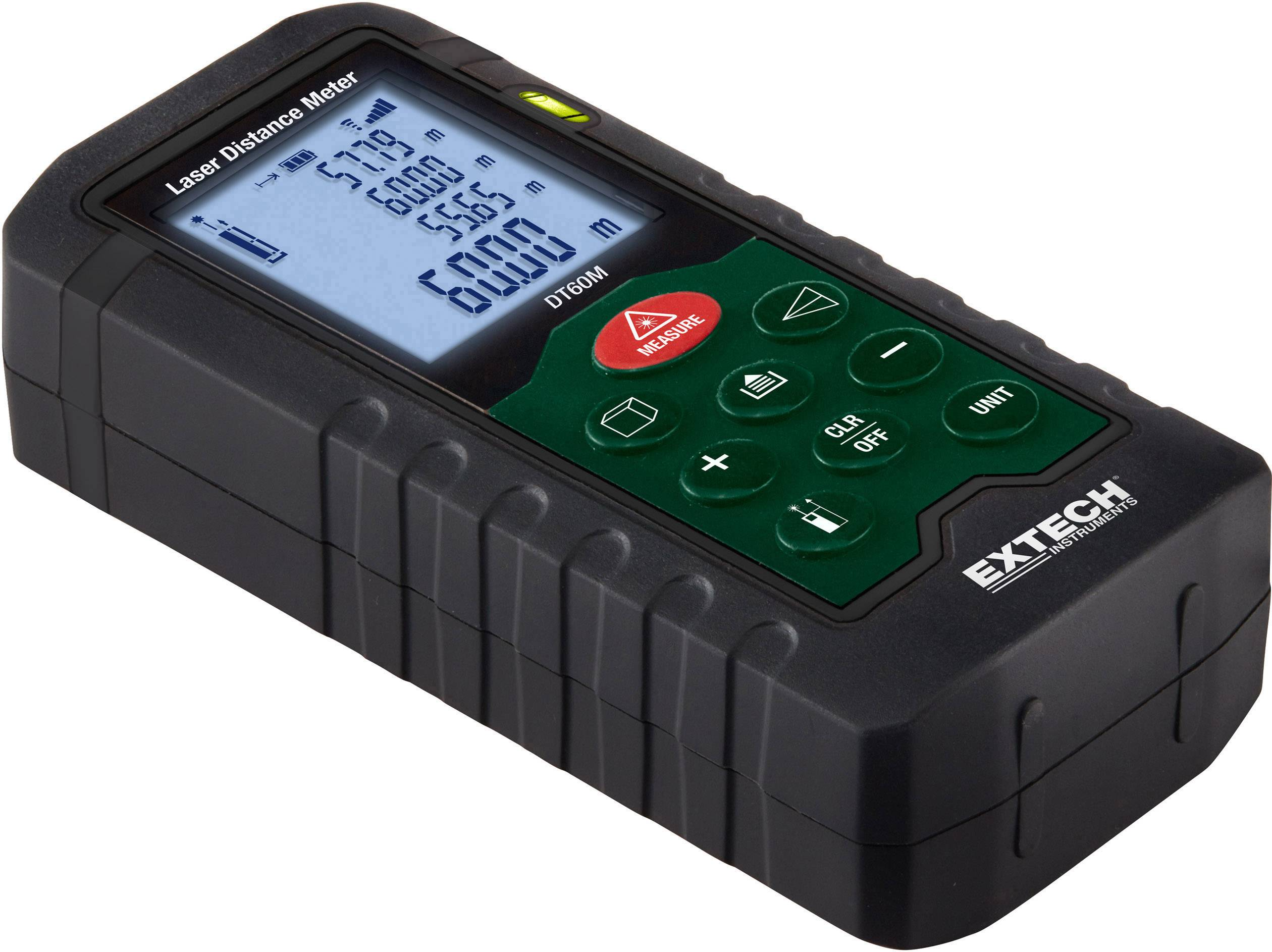 Ultraschall Entfernungsmesser Genauigkeit : Extech dt m laser entfernungsmesser messbereich max