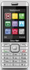 beafon C350 Handy Silber
