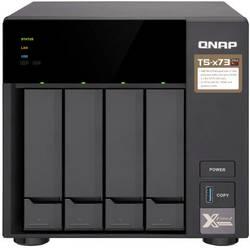 Skriňa pre NAS server QNAP TS-473 TS-473-8G, 2x pripojovacie miesto M.2