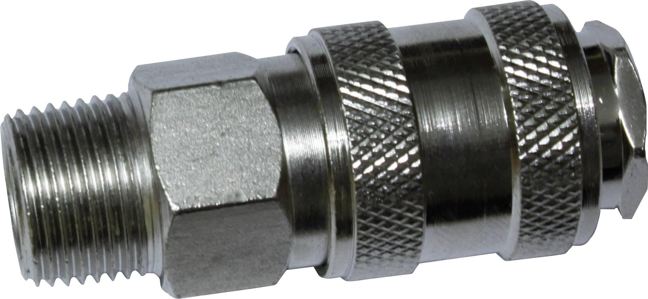 Set Druckluft Kupplung Stecker LW 13 mm Schlaucht/ülle