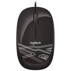 Optická Wi-Fi myš Logitech M105 910-002943, čierna