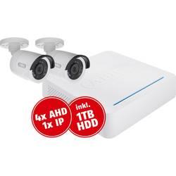 Sada bezpečnostnej kamery ABUS TVVR33025T, 5-kanálový, 1 TB