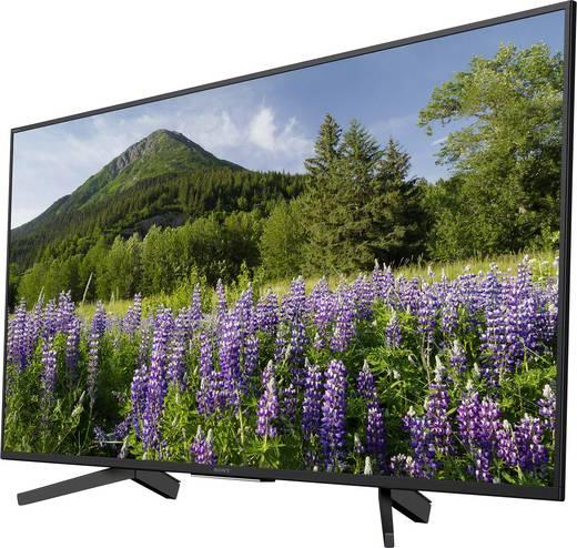 Sony BRAVIA KD55XF7005 LED-TV 139 cm 55 Zoll EEK A (A++ - E) DVB-T2, DVB-C, DVB-S2, UHD, Smart TV, WLAN, PVR ready, CI+