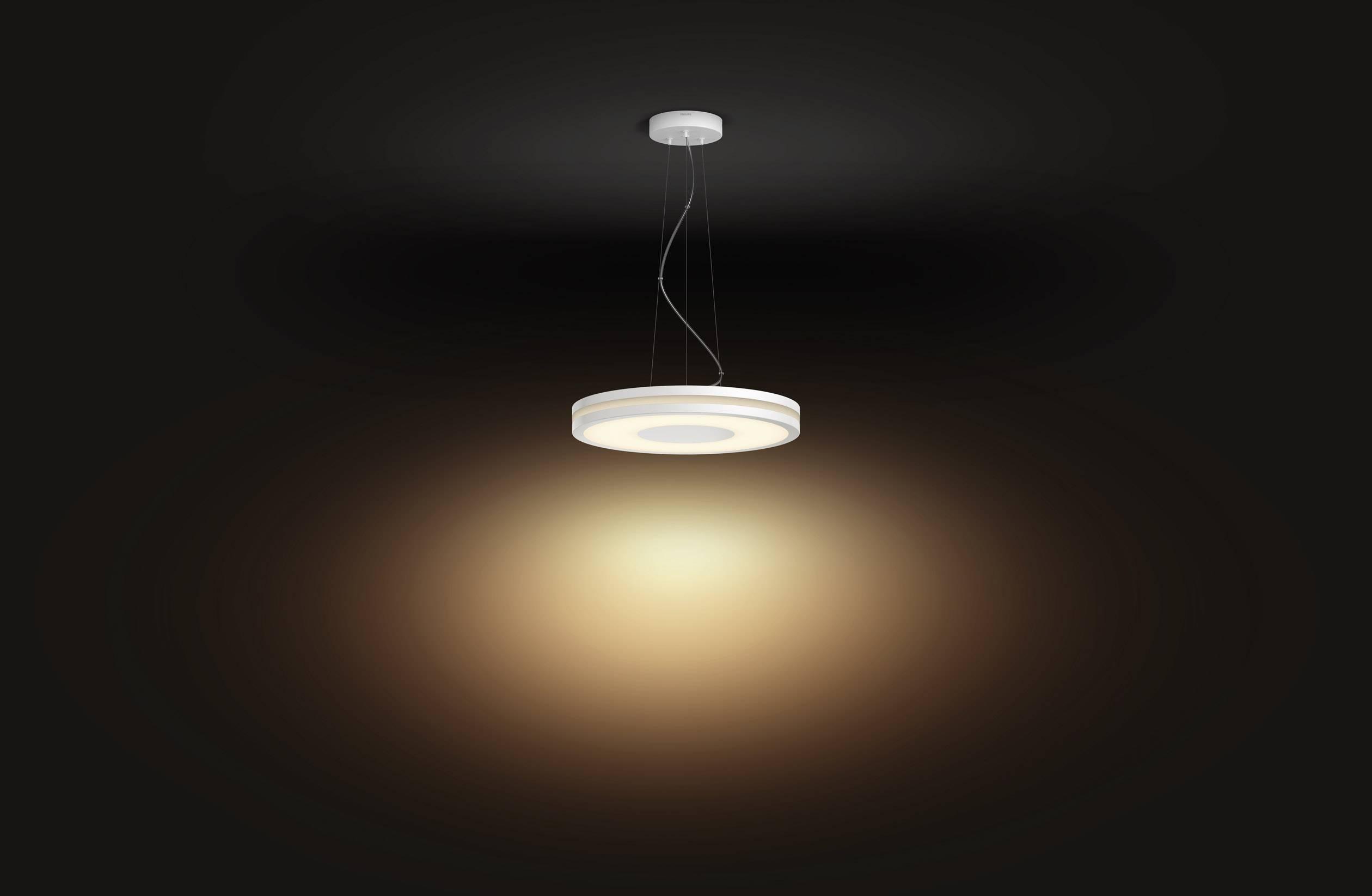Plafoniera A Led Beign Philips Hue : Philips hue amaze lampada da tavolo a led