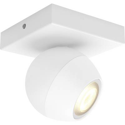 Philips Lighting Hue Deckenstrahler mit Dimmschalter Buckram EEK: A (A++ - E) GU10 10 W Wa Preisvergleich