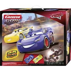Autodráha, štartovacia sada Carrera Disney-Pixar Cars - Radiator Springs 20062446, druh autodráhy GO!!!