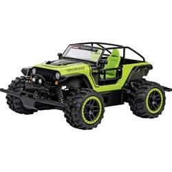 RC model auta terénne vozidlo Carrera RC Jeep Trailcat -AX- 370183019, 1:18