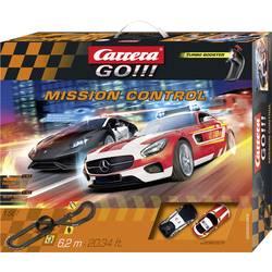Autodráha, štartovacia sada Carrera Mission Control 20062465, druh autodráhy GO!!!
