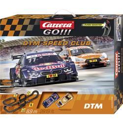 Autodráha, štartovacia sada Carrera DTM Speed Club 20062448, druh autodráhy GO!!!