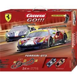 Autodráha, štartovacia sada Carrera Ferrari GT3 20062458, druh autodráhy GO!!!