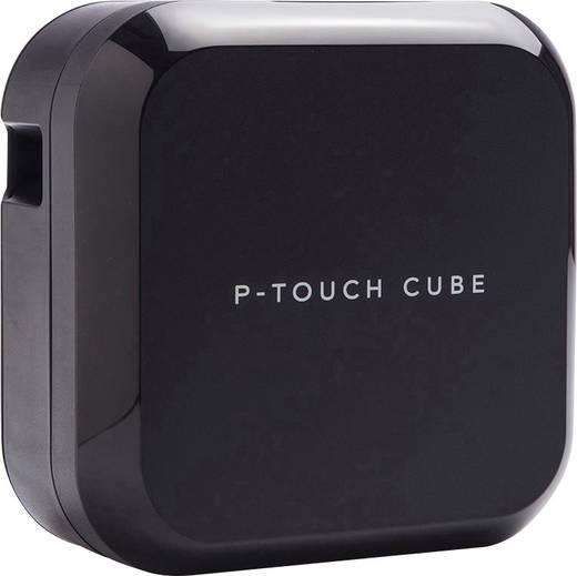 Brother P-touch CUBE Plus P710BT Beschriftungsgerät Geeignet für Schriftband: TZe 3.5 mm, 6 mm, 9 mm, 12 mm