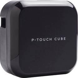 Image of Brother P-touch CUBE Plus P710BT Beschriftungsgerät Geeignet für Schriftband: TZe 3.5 mm, 6 mm, 9 mm, 12 mm, 24 mm