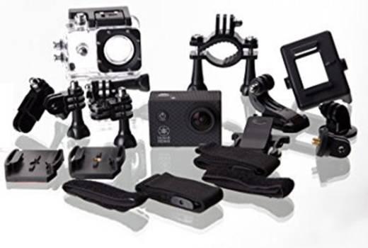 Action Cam Ultrasport Umove HD60 Basic Schwarz/Silber Full-HD, Wasserfest
