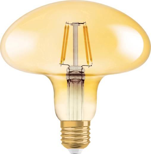 OSRAM LED EEK A+ (A++ - E) E27 Pilzform 4.50 W = 40 W Warmweiß (Ø x L) 120 mm x 120 mm Filament 1 St.