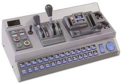 Image of Eisenbahnsimulator-Controller Aerosoft Raildriver Desktop USB PC Grau