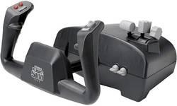 Image of Flugsimulator-Controller Aerosoft CH Flight Sim Yoke USB USB PC, Mac Schwarz