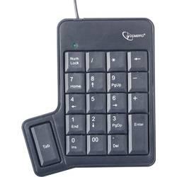 USB numerická klávesnica Gembird KPD-UT-01 KPD-UT-01, čierna