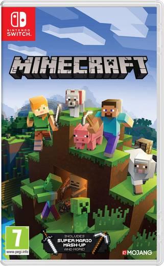 NINTENDO Switch Minecraft Spiel - Minecraft pixel spiele
