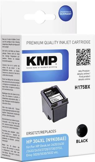 kmp tinte ersetzt hp 304 304xl kompatibel schwarz h175bx. Black Bedroom Furniture Sets. Home Design Ideas