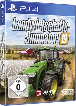 Image of Landwirtschafts-Simulator 19 PS4 USK: 0
