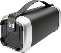 Image of Dual BT 10 Bluetooth® Lautsprecher AUX, FM Radio, SD, USB Schwarz