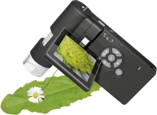 Toolcraft usb mikroskop mit monitor 5 mio. pixel digitale