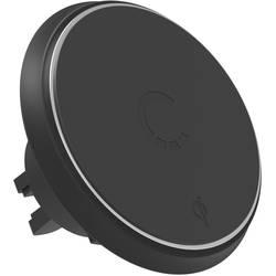 Bezdrátová indukční nabíječka Cygnett CY2367ACVEN, Qi standard, černá