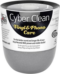 Image of Reinigungsknete CyberClean Vinyl & Phono Care 46340 160 g