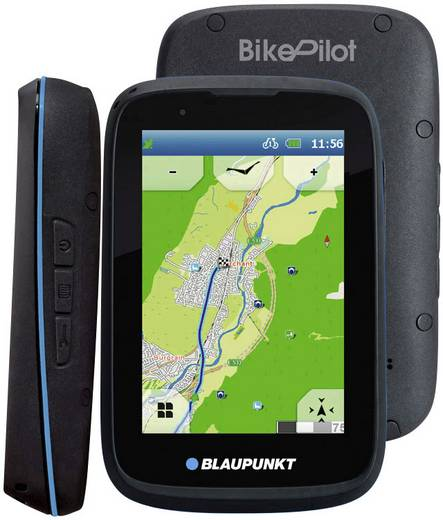 blaupunkt bikepilot outdoor navi fahrrad geocaching. Black Bedroom Furniture Sets. Home Design Ideas