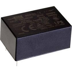 Sieťový zdroj AC/DC do DPS Mean Well IRM-02-3.3S, 3.3 V/DC, 600 mA, 2 W
