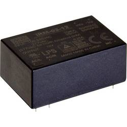 Sieťový zdroj AC/DC do DPS Mean Well IRM-03-24, 24 V/DC, 125 mA, 3 W