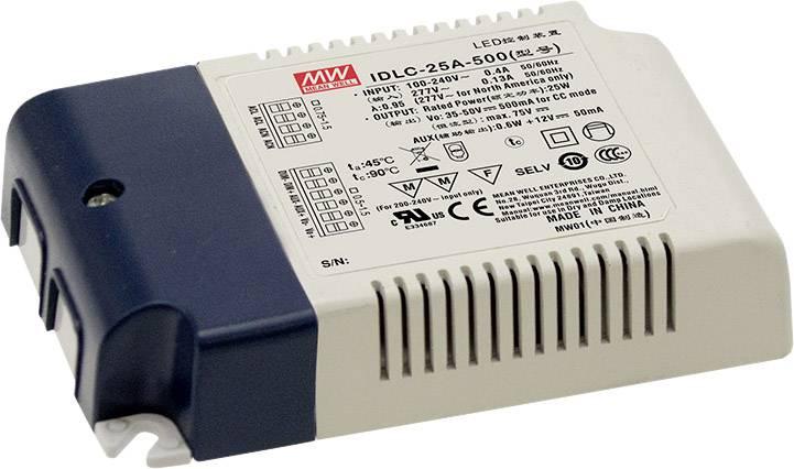 Mean Well APC-25-350 LED-Treiber Konstantstrom 24.5 W 0.35 A 25-70 V//DC nicht